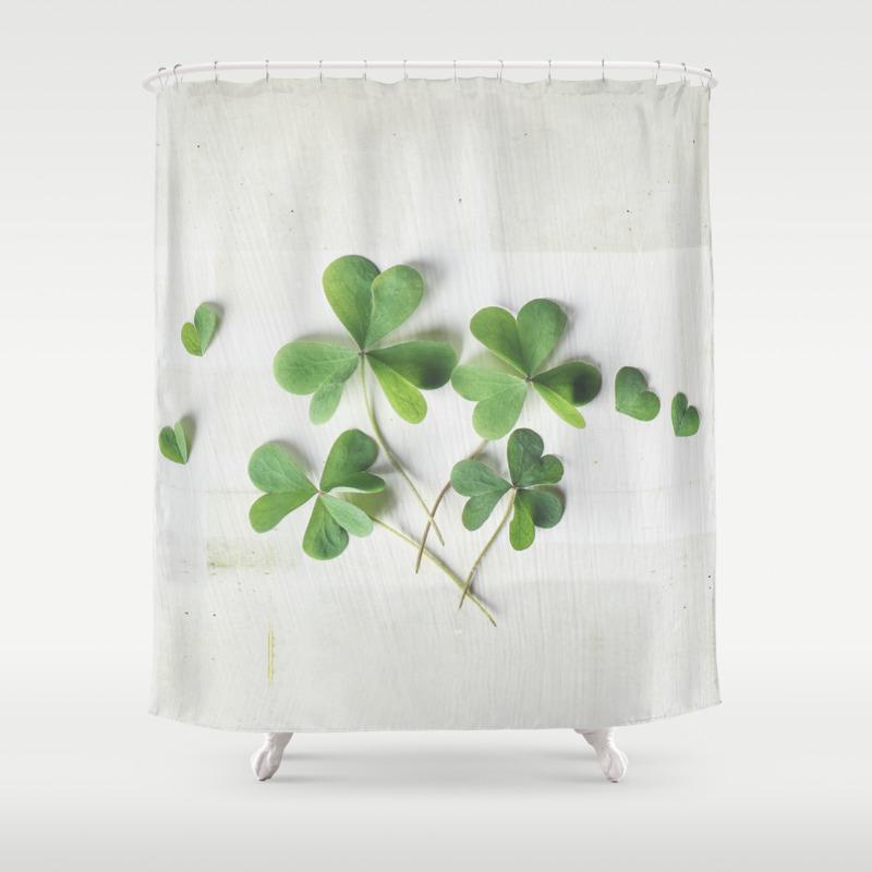 Nice Shamrock Curtains Photos - Bathtub for Bathroom Ideas ...