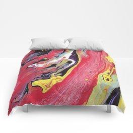 banana acid Comforters