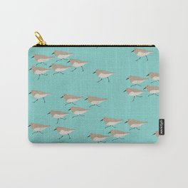 Scattering Sandpipers Carry-All Pouch
