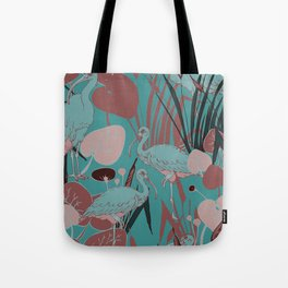 Ibis Sacred Birds Tote Bag