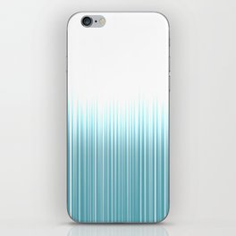 Washed Away iPhone Skin