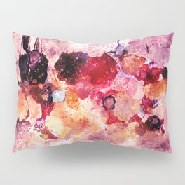 Colorful Minimalist Art / Abstract Painting Pillow Sham