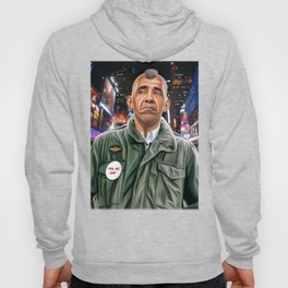 Obama taxi driver Hoody