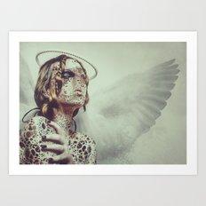 Dissimulation Art Print