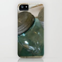Mason Jars iPhone Case