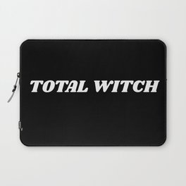 total witch Laptop Sleeve