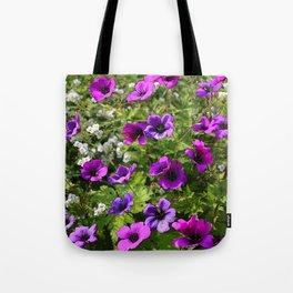 Flowers Elly Tote Bag