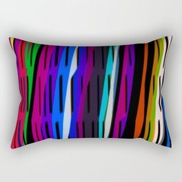 African Reggae Rectangular Pillow