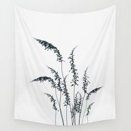 Wild grasses Wall Tapestry