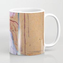 """Henri de Toulouse-Lautrec """"The Two Friends"""" Coffee Mug"""