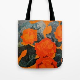 Growth and Decay #4 Tote Bag