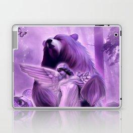 Bear Spirit Laptop & iPad Skin