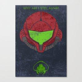 Alive. Canvas Print