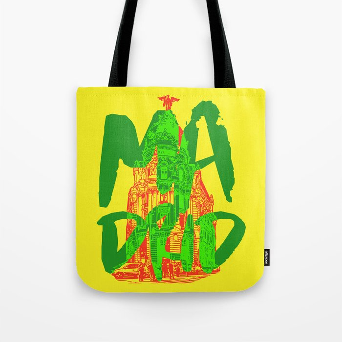 Place: Madrid Tote Bag