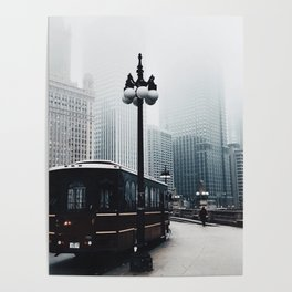 Chicago City Poster