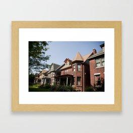 Live in Woodbridge Framed Art Print