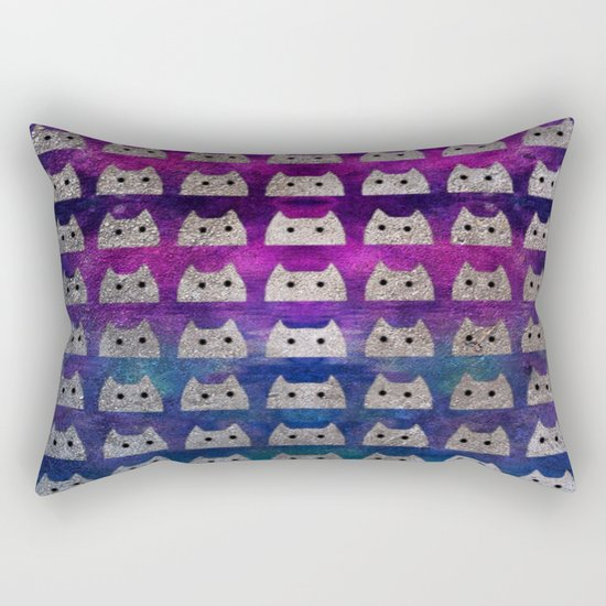 cat-134 Rectangular Pillow
