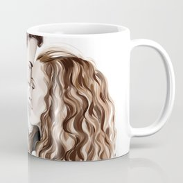 Carrie & Mr Big Coffee Mug