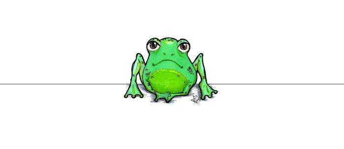 Cute Critters - Froggy Coffee Mug
