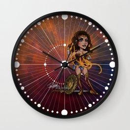 Bombshell Diana Wall Clock
