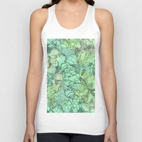 insects Tank Tops featuring Insects by David Bushell