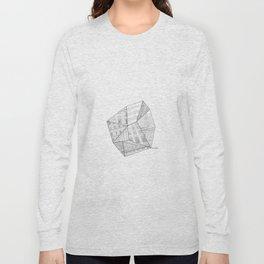 Shapes of Stockholm Long Sleeve T-shirt
