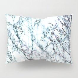 Colors in Nature Macro Pillow Sham