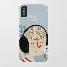 Chillin' iPhone X Slim Case