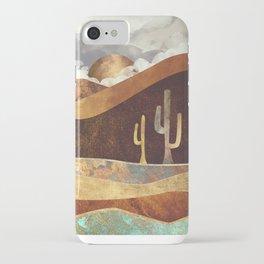 Patina Desert iPhone Case