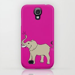 Animals A to I iPhone Case