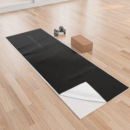 Superfuture Limited Edition Tokyo Tee Yoga Towel