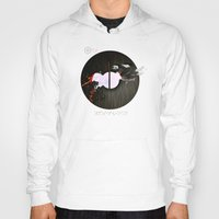 dot Hoodies featuring dot by oppositevision