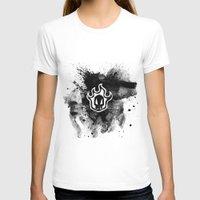 bleach T-shirts featuring Bleach BW 3 by Bradley Bailey