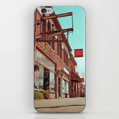 South Tacoma architecture iPhone & iPod Skin