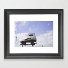 The Rollercade Framed Art Print