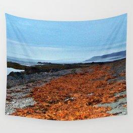 Seaweed Beach Wall Tapestry