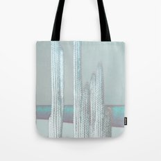 Cactus Blues Tote Bag