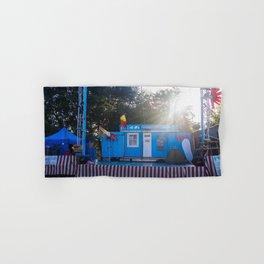 Campground Circus Fun Hand & Bath Towel