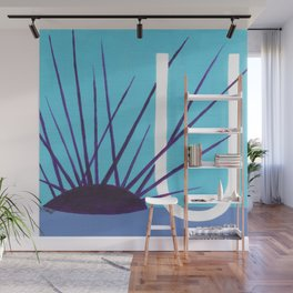 U is for Urchin Wall Mural