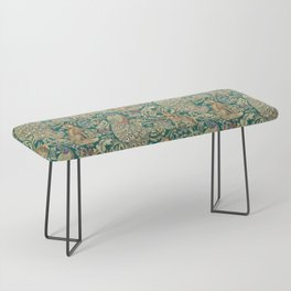 The Forest  William Morris Bench