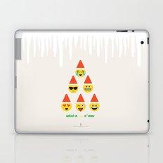 Emoji: What a ... x'mas (Six Pack) Laptop & iPad Skin