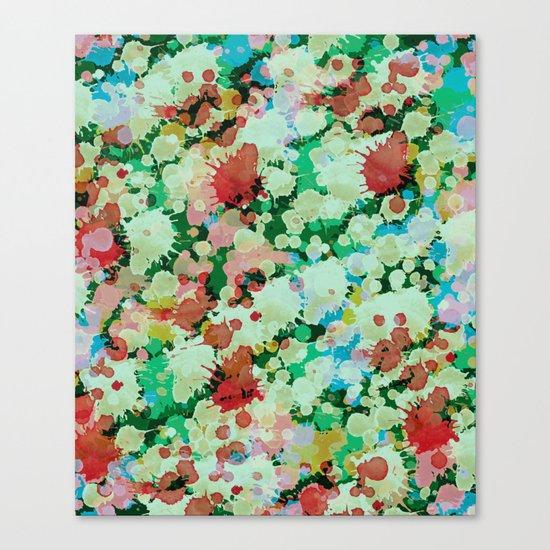 Abstract XXVII Canvas Print