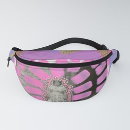 Pink Loneliness Fanny Pack