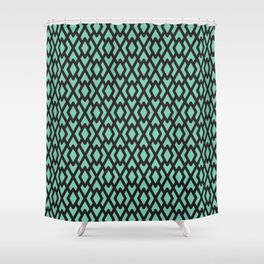 Moroccan Fencing, Shower Curtain