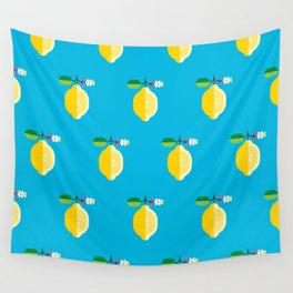 Fruit: Lemon Wall Tapestry