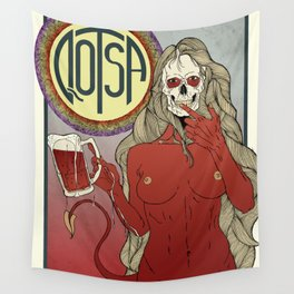 QOSTA Wall Tapestry