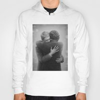 johnlock Hoodies featuring John and Sherlock by br0-harry