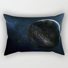 Earthlings Rectangular Pillow
