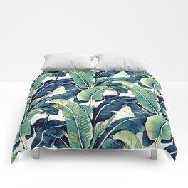 Banana leaves Comforters