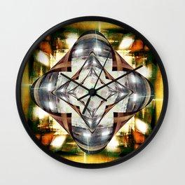 Napkin Wall Clock